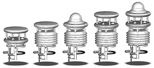 複合気象センサー