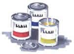塗料の開発・製造