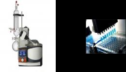 ロータリーエバポレーター・ラボ分析装置
