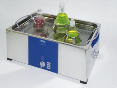 試験サンプルの分散、溶解、脱ガス、乳化