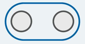 楕円抽出ヘッド