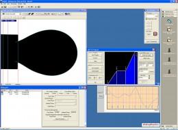 接触角計ソフトウェア