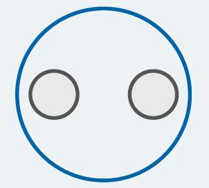 円形抽出ヘッド