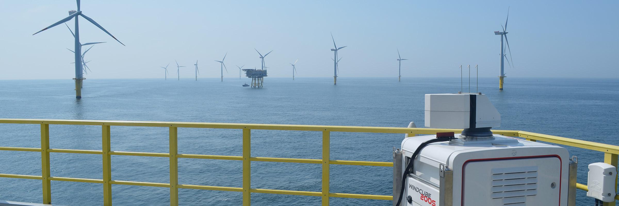 風力発電 風況調査