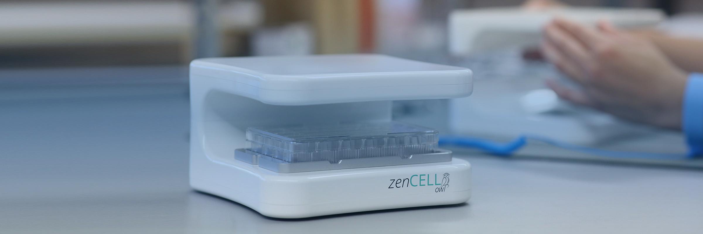 細胞培養イメージングシステム