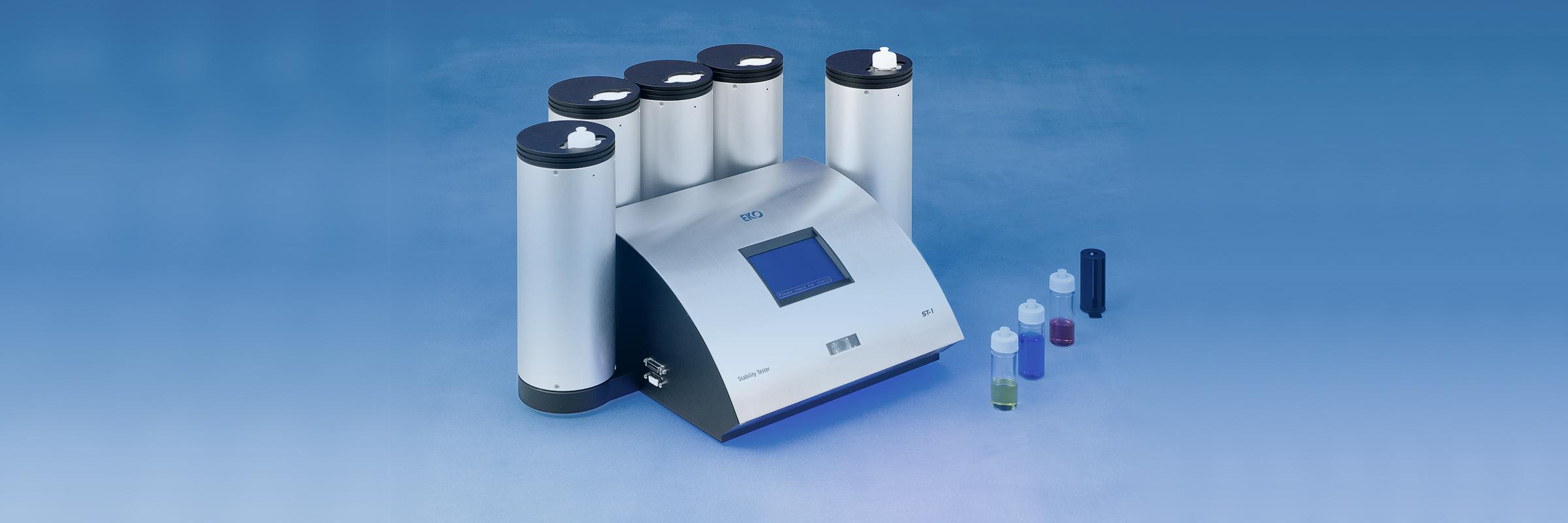 分散溶液安定性評価装置